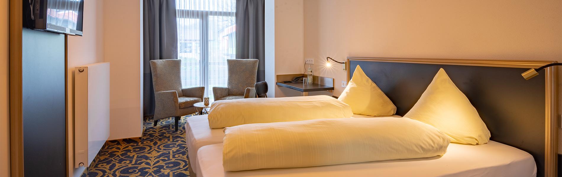 Doppelzimmer Kategorie Komfort