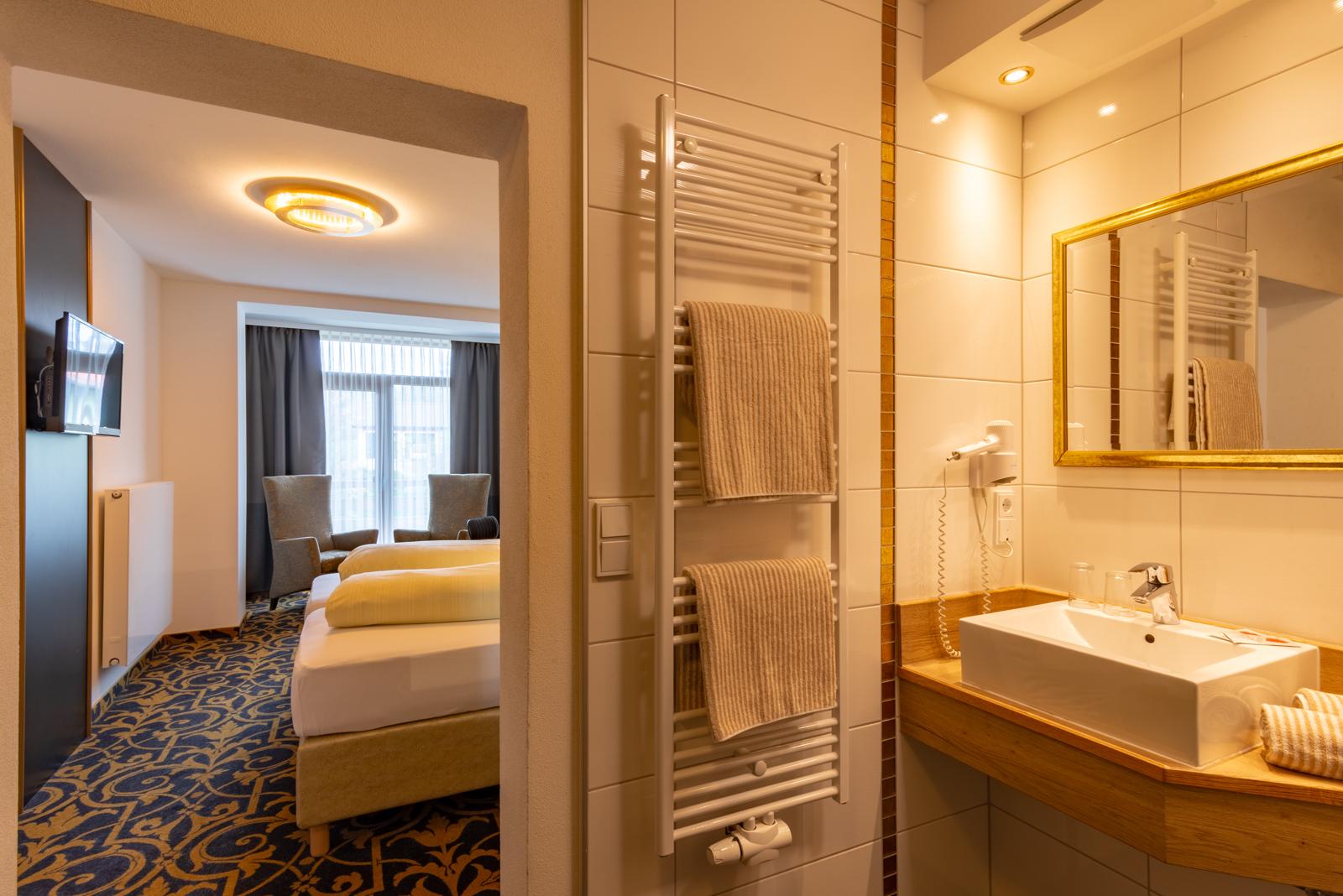 Hotel Wurzer - Doppelzimmer Komfort