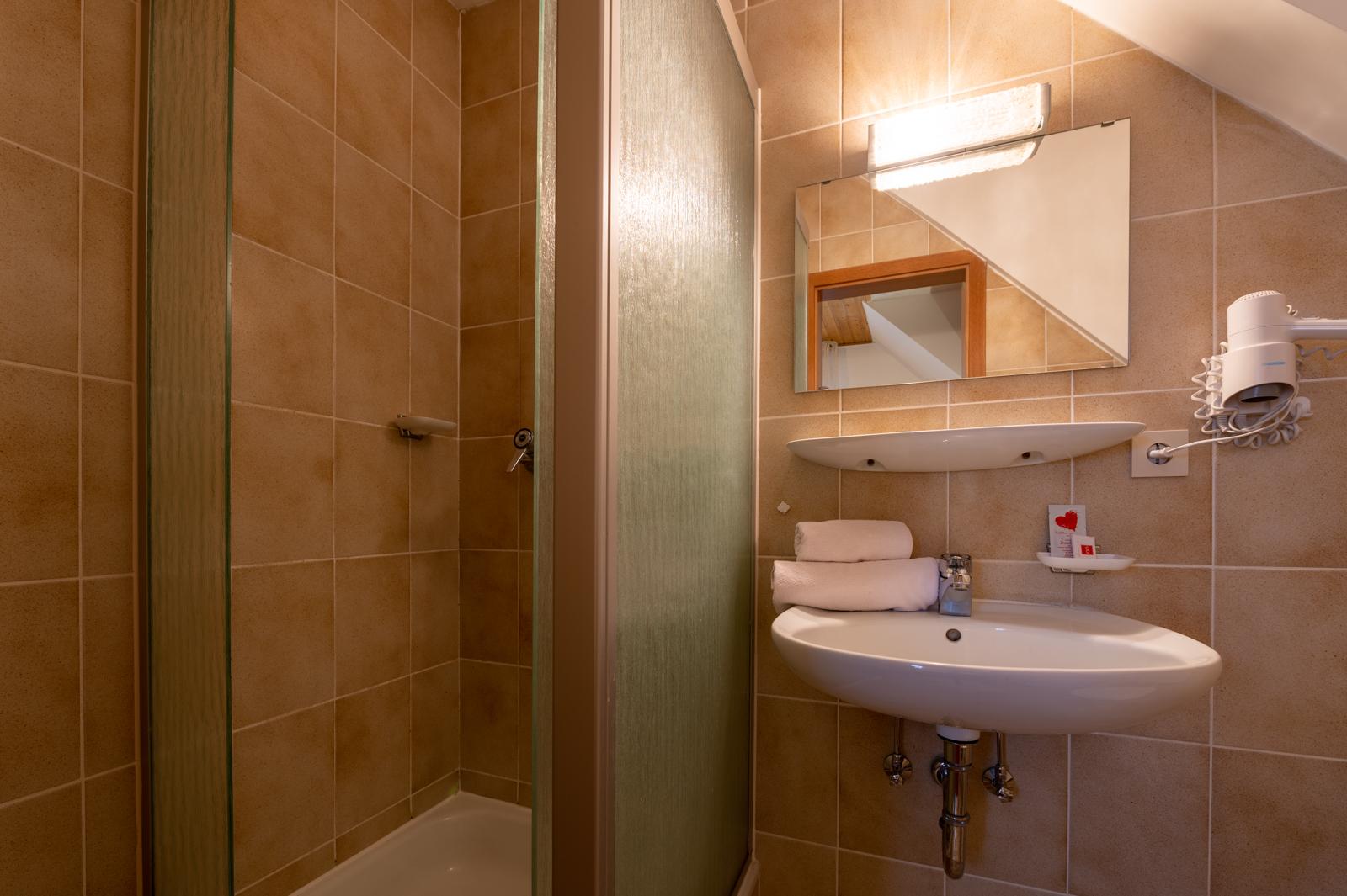 Badezimmer Standard und Landhaus