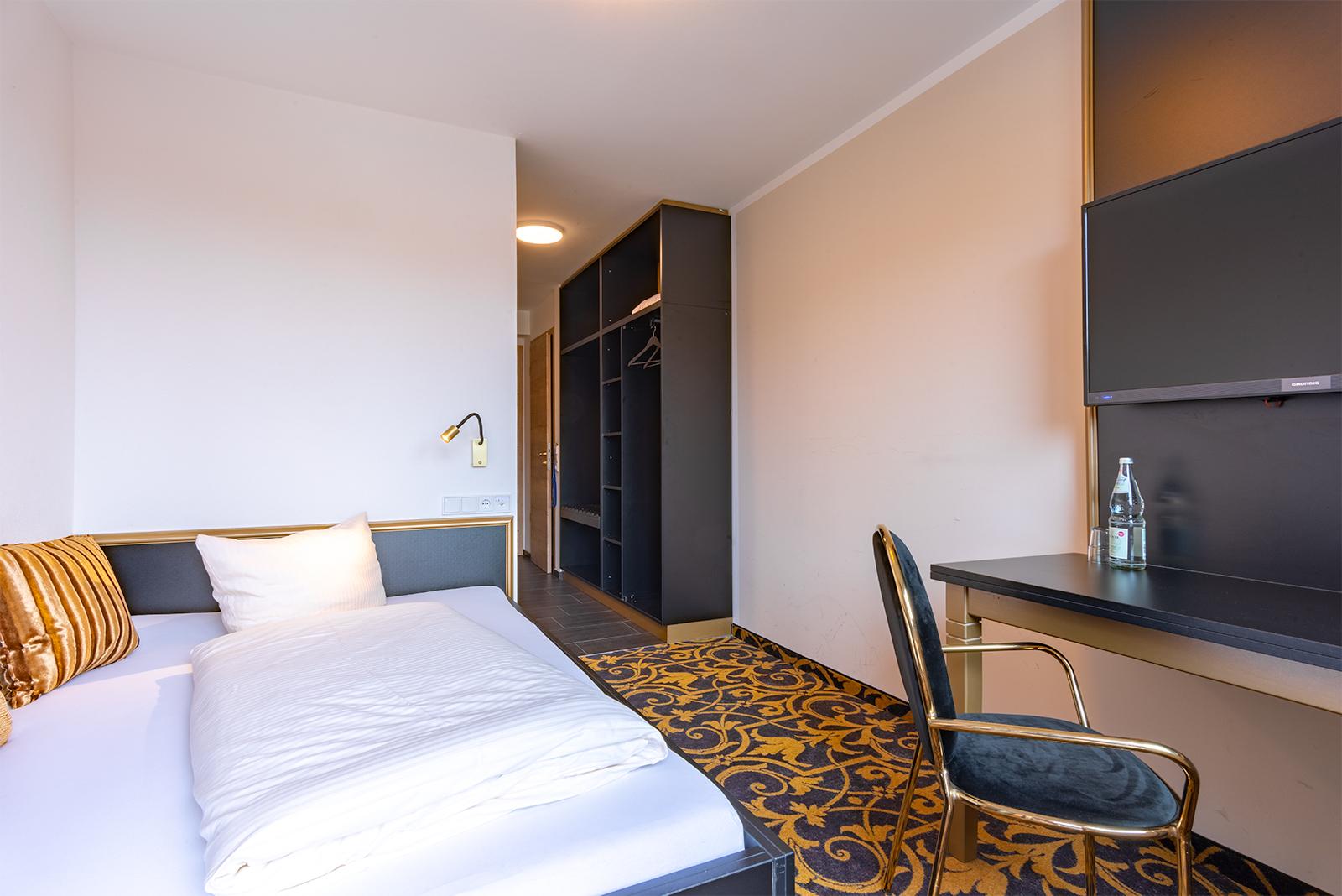 Komfort-Einzelzimmer Beispielansicht