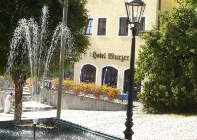 Hotel Wurzer - Nepomuk am Marktplatz