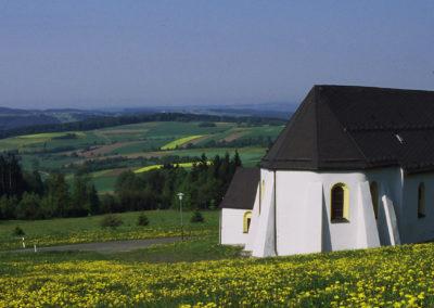 Hotel Wurzer - Wallfahrtskirche-St-Jodok
