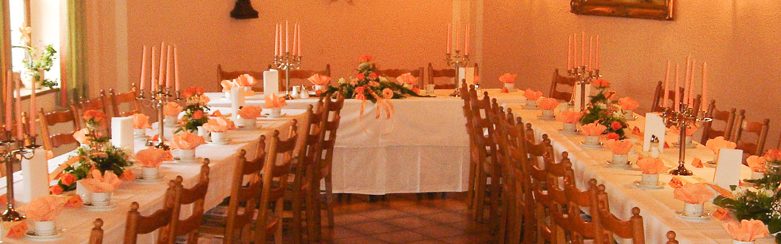 Hotel Wurzer - Restaurant Festtafel